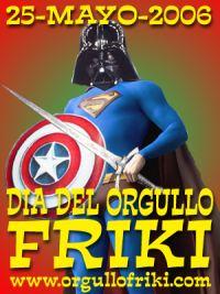 Dia del orgullo Friki